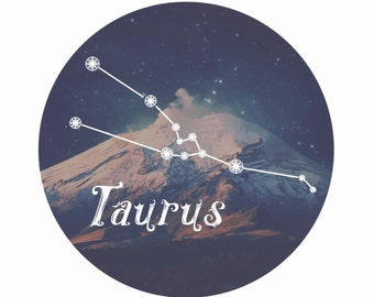 Taurus Wall Art
