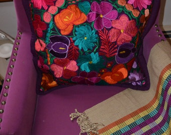 Bohemian Pillow Cases Made By Hand