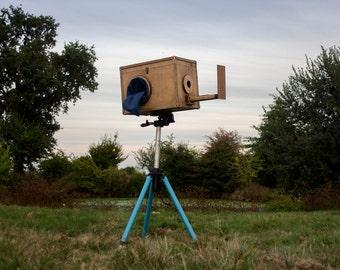 STREET BOX CAMERA #41 / Afghan Box Camera / Minuteros