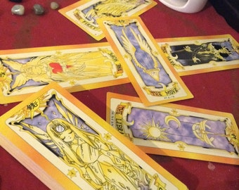 Per Card Oracle Reading - The Clow