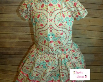 Summer Fun Dress-Size 5