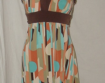 Mod Trendy Dress  size S
