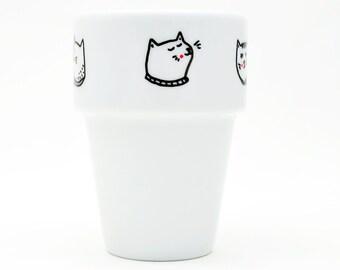 Kitties - cute little mug
