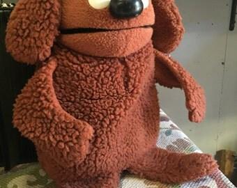 Rowlf Muppet Puppet