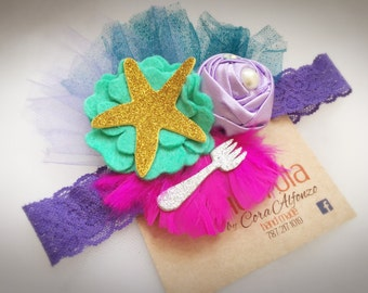 Mermaide Headband