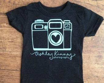 Photography Camera T-Shirt/Tank Top