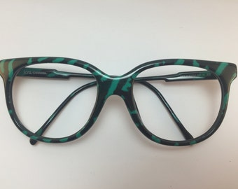 Retro 80's Frames CARRERA Glasses