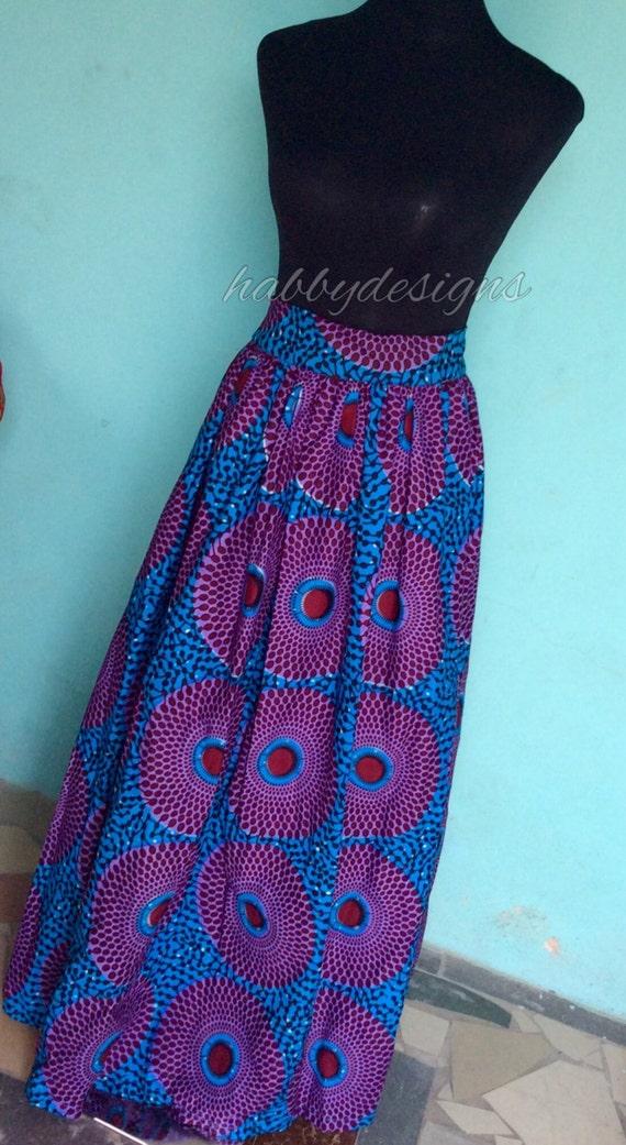 tomi ankara skirt ankara maxi skirts ankara fabric