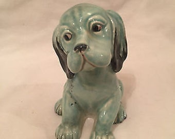 Beswick Lollopy Seated Puppy -  NO 454 - c1940