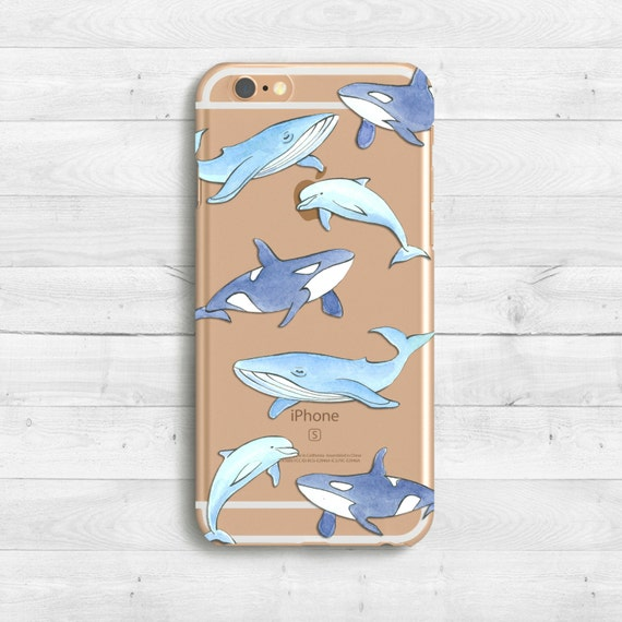 whale iphone case orca whale blue whale iphone se iphone 6s 6s plus 9833