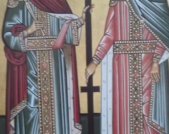St Konstantine and St Helen