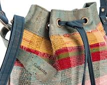 Paris Sustainable Design Cork Bag