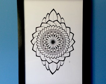 Flower mandala download