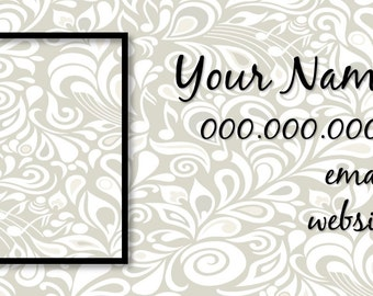 Make A Note Business Card