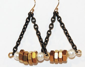 Highwire earrings
