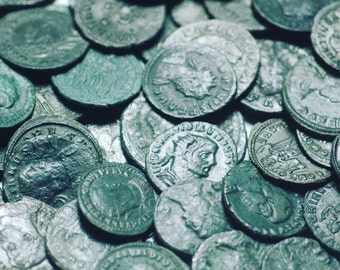 20 x High grade authentic roman coins