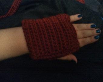 Fingerless gloves - any color