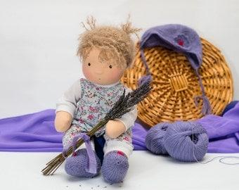 Waldorf doll, Steiner doll, 16 inch - 40 cm