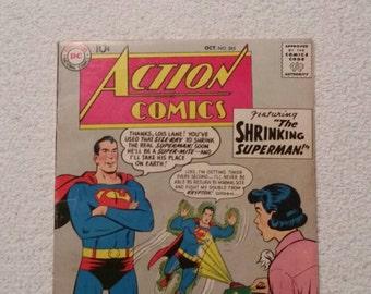 Fine Copy! #245 Action Comics (1958)