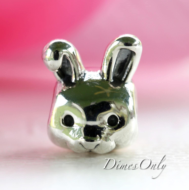 pandora remarkable rabbit charm 791838
