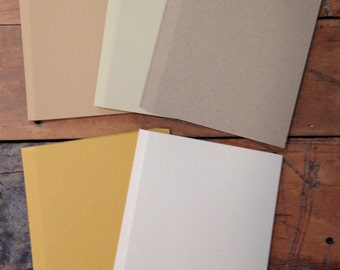 Cardstock Paper 3.75 x 5 50 sheets NEUTRALS 10 sheets each of 5 colors