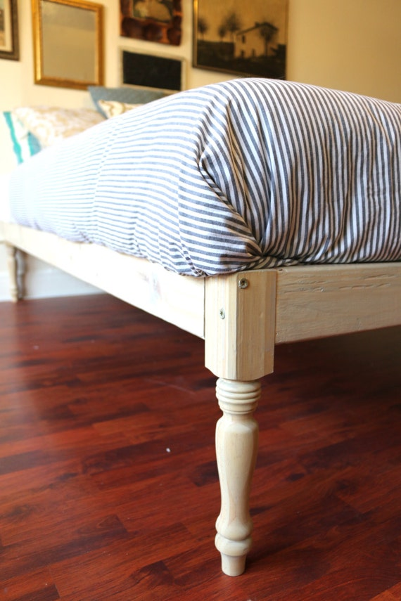 fancy wooden boho bed frame breakfast
