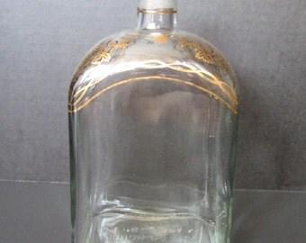 Spanish Liquor Decanter   Made in Spain