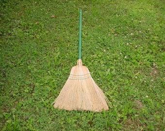 Handmade Corn Broom