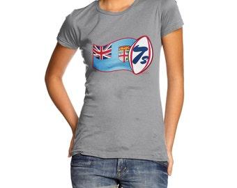 Women's Rugby 7S Fiji T-Shirt