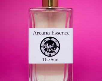 The sun Tarot-in-a-bottle 100ml & 50ml