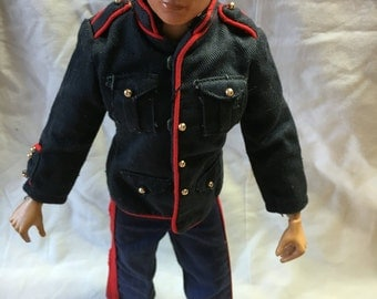1964-65 Hasbro Gi Joe  orignal second run (Hard head)