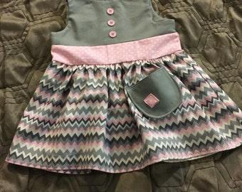 3-6 months dress