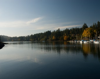 Fall on the Puget Sound