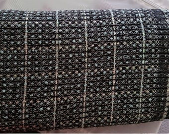 3yds Chanel-inspired woven fabric