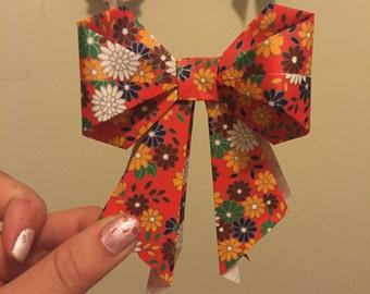 Origami Hair Bows