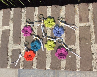 "Keychain ""Molly Flower"""