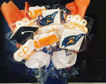 UTSA Sugar Cookies (COOKIES ONLY)