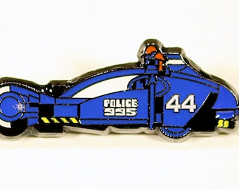 Blade Runner Spinner Collectible Pin