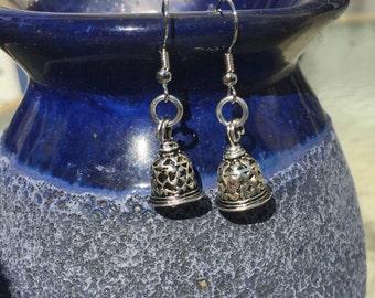 Shorter bell earrings!