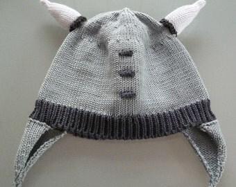 "Baby hat ""Viking"""