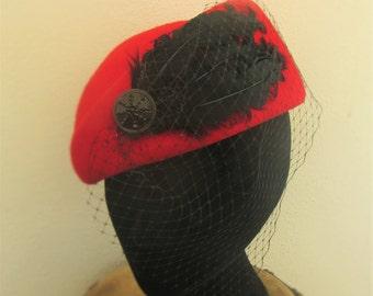 """Hat """"Beatriz"""""""