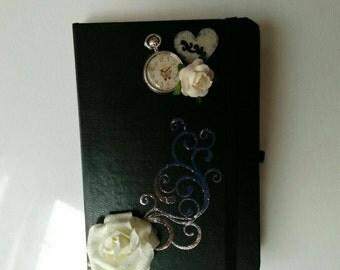 Book - Scrapbook notebook