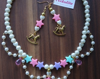Lolita candy star set
