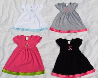 Infant/Toddler Cap Sleeve Dress