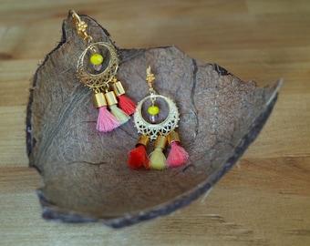 """Earrings """"Valparaíso"""""""