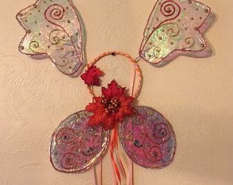Wearable Fairy Wings