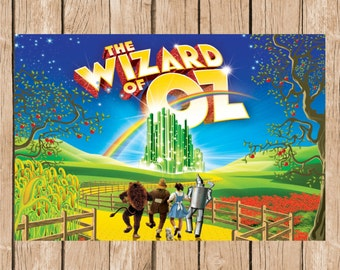The Wizard of OZ Banner