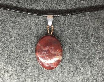Red Jasper Pendant