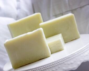 Castile and Tea Tree Soap, All Natural Castile Soap Bar, Traditional Castile Soap, Olive Oil Soap, Vegan Castile Soap