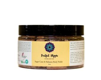 Sugar Cane & Babbasu Body Polish
